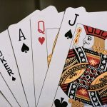 NJ Online Casino Poker game